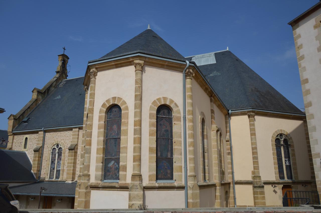 1 Chapelle de l'Hotel de Paris