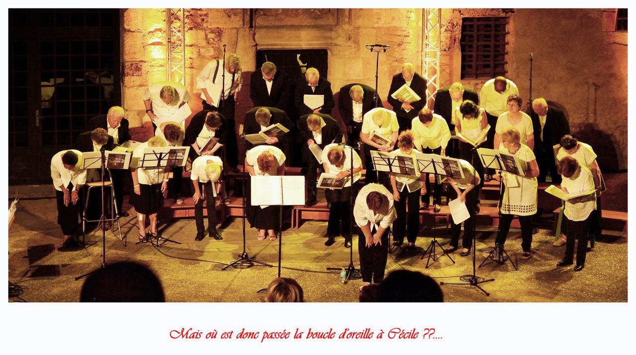 concert 26 juillet 2016 Cour prisonnières à Cusset