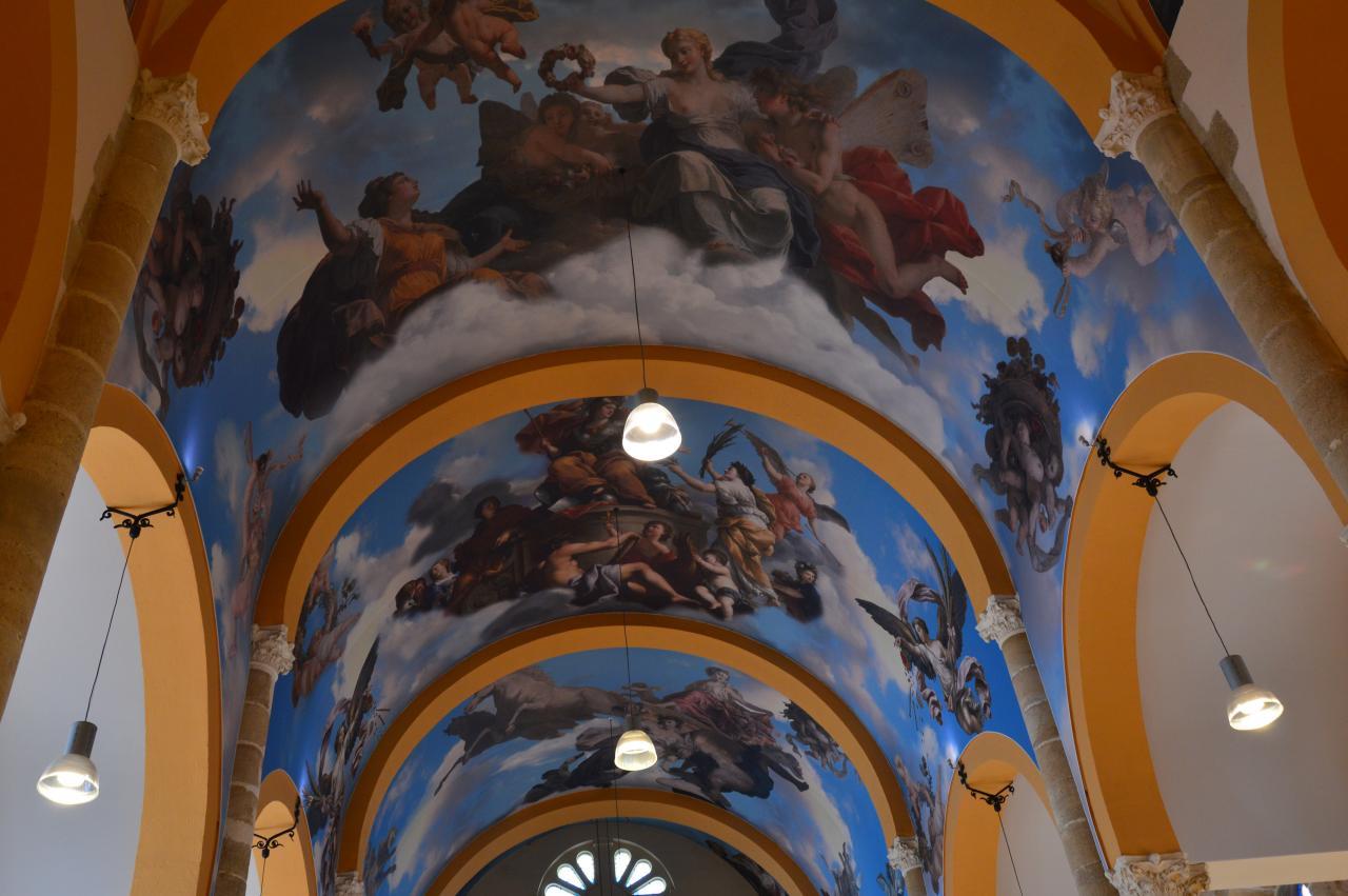 4 chapelle